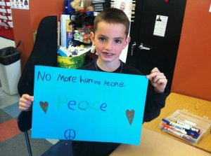 Martin Richard Boy of Peace